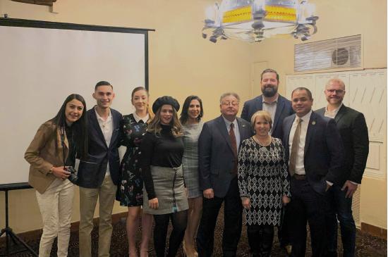 BIA organizó Día de Desarrollo Económico Fronterizo en Santa Fe