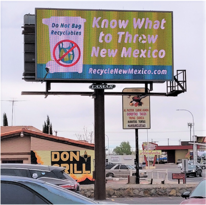 Nuevo México: sepa qué tirar