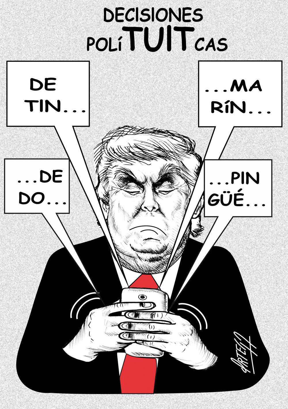 Trump y América Latina,  según John Bolton
