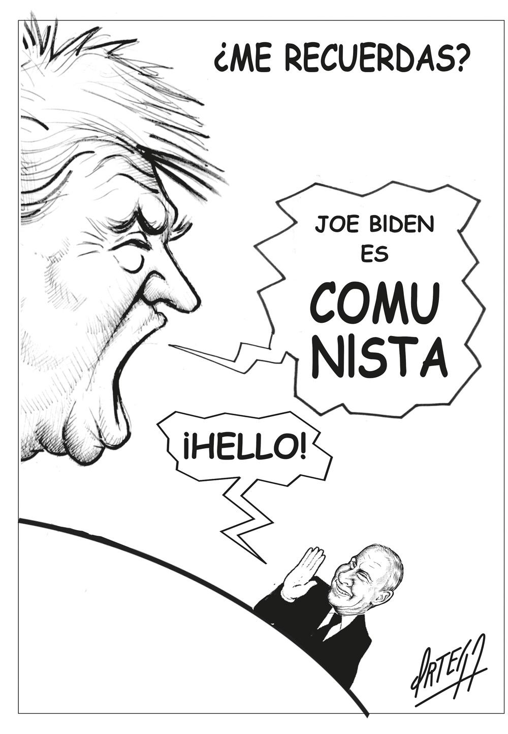 ¿Es Biden un Socialista como dice Trump?