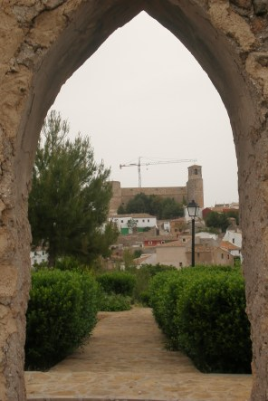 Castillo de Garcimuñoz (Albacete)