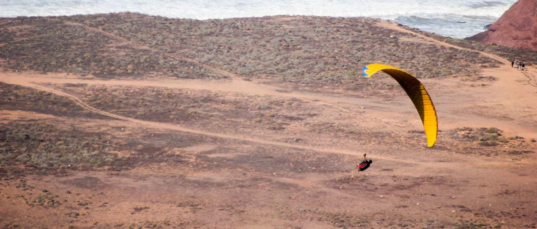 Camino Surf Marokko Paragliding Legzira Simo