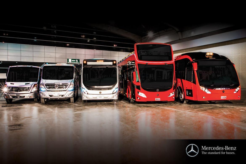 categoría de autobuses