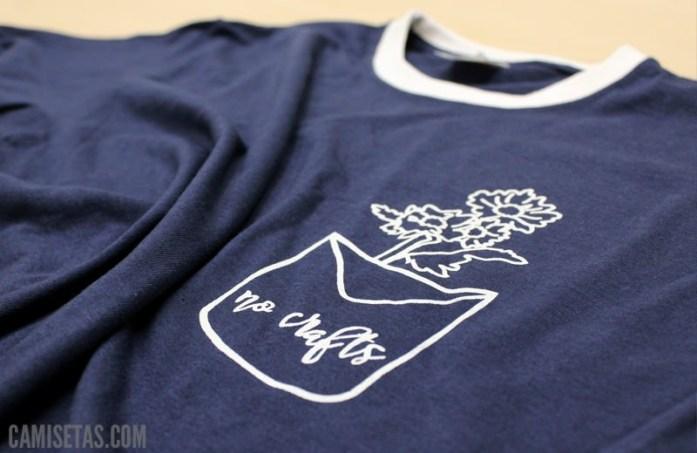 Camisetas ringer personalizadas 3