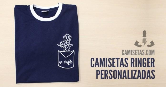 Camisetas ringer personalizadas 1