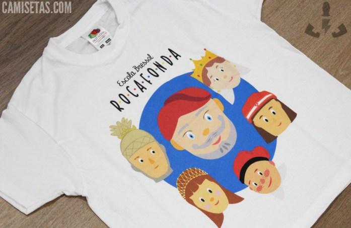 Impresión de camisetas infantiles 5