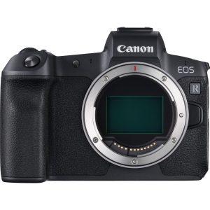 Canon EOS R Full Frame Mirrorless Camera