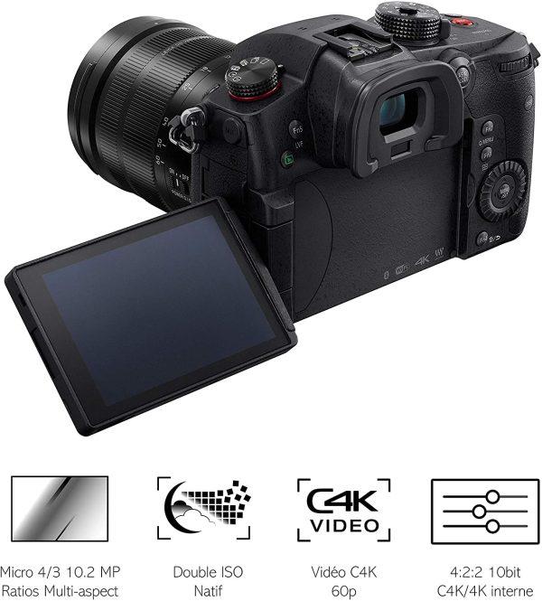 Panasonic Lumix DC-GH5S Mirrorless Micro Four Thirds Camera