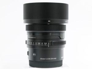 Sigma 35mm F2.0 DG DN   Contemporary For Panasonic L