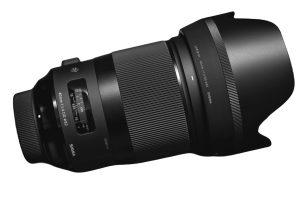 Sigma 40mm F1.4 DG HSM   Art For Panasonic L