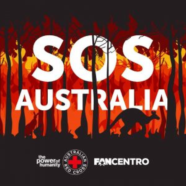 FanCentro Australia Fundraiser