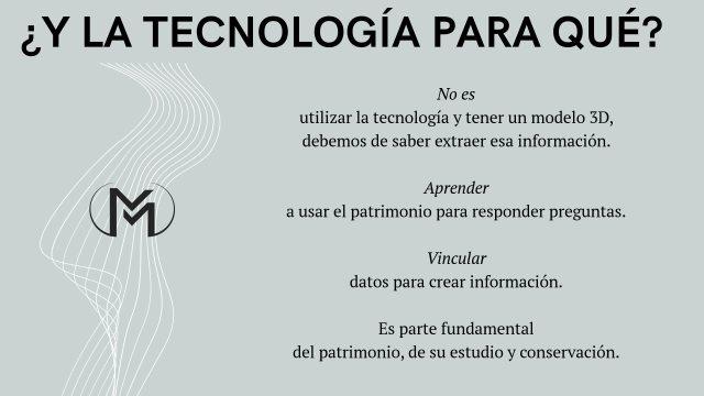 Tecnología y virtualización