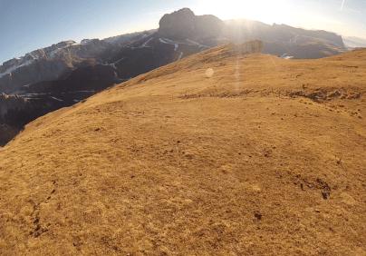 2016-12-30 Mont di Stevia - Decollo