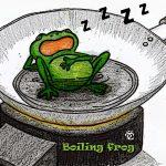 Il principio della rana bollita…Diamo un colpo di zampa prima che sia troppo tardi!!!!!!