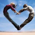 PER RENDERE FELICE UNA PERSONA…BISOGNA ESSERCI…(IL VERO AMORE)