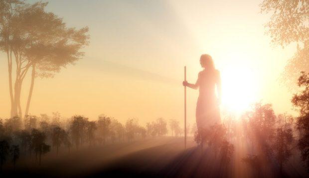 bigstock-Silhouette-of-Jesus-in-the-sun-40029079