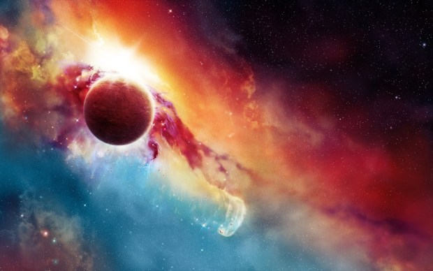 outer-space-stars-nebulae-moon-rock-hd-wallpapers