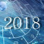 PREVISIONI ASTROLOGICHE PER IL 2018 di Chiaraceleste