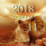 """""""2018"""" E'IN ARRIVO L'ANNO 11 di Valeria Pisano"""