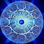 L'ECLISSI TOTALE DI SUPER LUNA BLU del 31-01-2018 RITORNA DAL PASSATO LONTANO E SCANDISCE IL TEMPO DELLA LIBERTA' di Cammina nel Sole