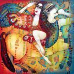 VENERE IN ARIETE CONGIUNTA CHIRONE di Francesca Spades