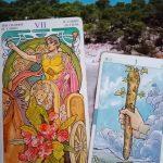 PASSIONE ALL'ORIZZONTE – SETTIMANA DALL'11 al 17 GIUGNO –  I TAROCCHI di Elisa Sole