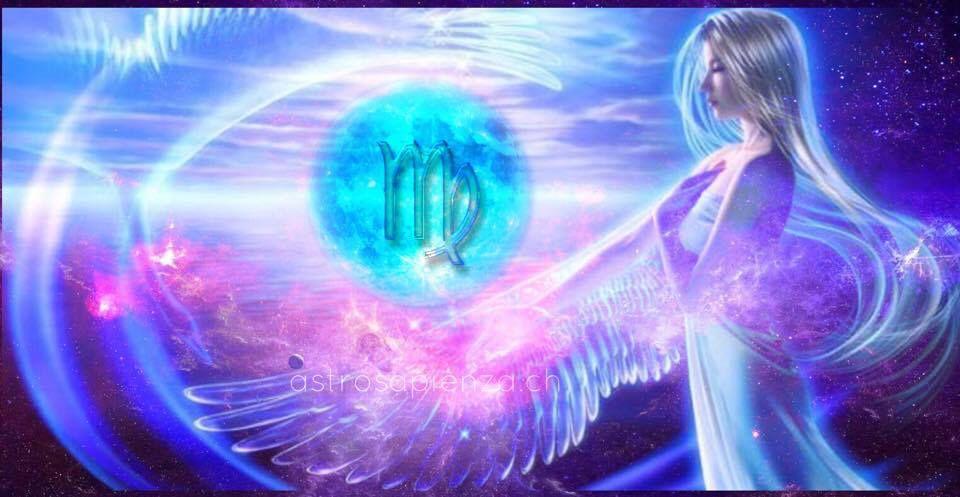LUNA PIENA IN VERGINE OPPOSTA  A  SOLE E VENERE  IN PESCI: una dialettica tra il corpo e lo Spirito.