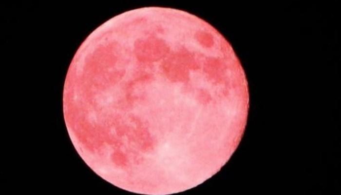 LUNA PIENA – 27 APRILE 2021 – LA SUPER LUNA ROSA DEL WESAK