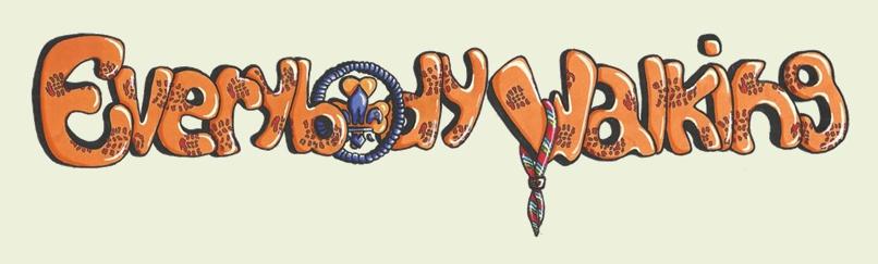 Il logo del sito Everybody Walking