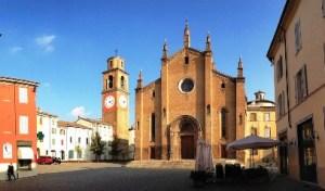 Fiorenzuola d'Arda Via Francigena