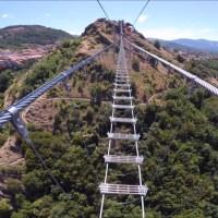 I 6 ponti tibetani più spettacolari d'Italia.