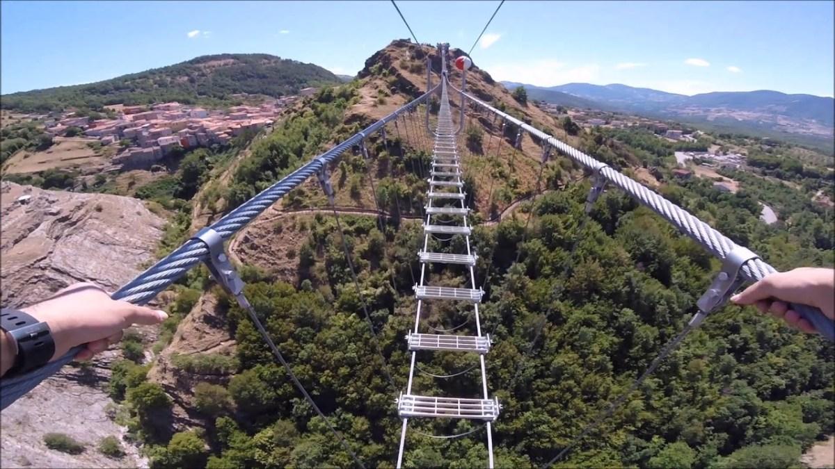 ponte tibetano