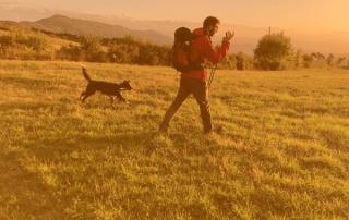 Zona Arancione: si può fare trekking?