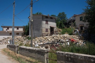 Cammino Terre Mutate Tappa 10 Accomoli - Amatrice (12)