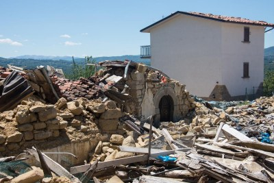 Cammino Terre Mutate Tappa 10 Accomoli - Amatrice (28)