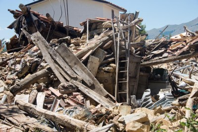 Cammino Terre Mutate Tappa 10 Accomoli - Amatrice (29)