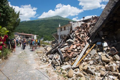Cammino Terre Mutate Tappa 10 Accomoli - Amatrice (47)