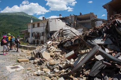 Cammino Terre Mutate Tappa 10 Accomoli - Amatrice (48)