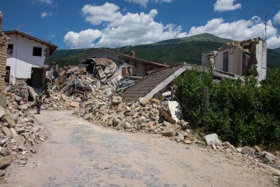 Cammino Terre Mutate Tappa 10 Accomoli - Amatrice (51)