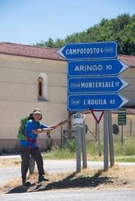Cammino Terre Mutate Tappa 11 Amatrice - Campotosto (1)