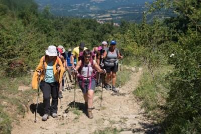 Cammino Terre Mutate Tappa 11 Amatrice - Campotosto (12)