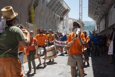 Cammino Terre Mutate Tappa 14 Collebrincioni - L'Aquila (112)