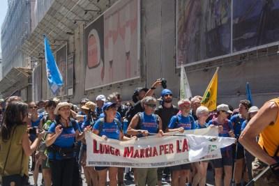 Cammino Terre Mutate Tappa 14 Collebrincioni - L'Aquila (122)