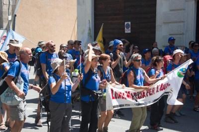Cammino Terre Mutate Tappa 14 Collebrincioni - L'Aquila (151)