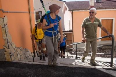 Cammino Terre Mutate Tappa 14 Collebrincioni - L'Aquila (22)