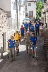 Cammino Terre Mutate Tappa 14 Collebrincioni - L'Aquila (23)
