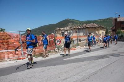 Cammino Terre Mutate Tappa 14 Collebrincioni - L'Aquila (53)
