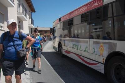 Cammino Terre Mutate Tappa 14 Collebrincioni - L'Aquila (54)