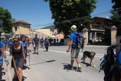 Cammino Terre Mutate Tappa 14 Collebrincioni - L'Aquila (60)