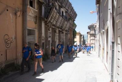 Cammino Terre Mutate Tappa 14 Collebrincioni - L'Aquila (68)